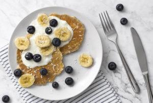 Glutenfreie Buchweizen-Pfannkuchen